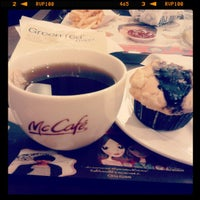 Photo taken at Mc Donald Ladprao 16(Mc Cafe) by Tongs T. on 8/23/2012