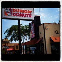Photo taken at Dunkin' Donuts by Tim B. on 7/12/2012