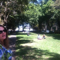 Photo taken at South Park by Mariela E. on 7/23/2012