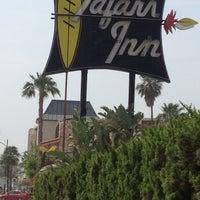 Photo taken at Safari Inn by Billy M. on 3/30/2012
