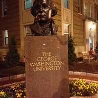 Photo taken at GWU The West End by EnriKe K. on 3/22/2012