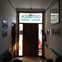 Photo taken at Cattolica Assicurazioni Agenzia Rimini Tomassetti by Emanuela T. on 8/4/2012