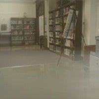 Photo taken at Camden-Carroll Library by Samantha L. on 9/15/2011