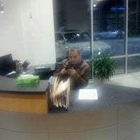 Photo taken at Straub Honda by Tim H. on 10/5/2011