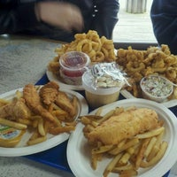 Photo taken at Baxter's Fish & Chips by Ed L. on 5/14/2011
