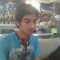 Photo taken at McCafé by Miguel L. on 10/20/2011
