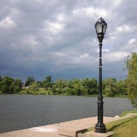 Photo taken at Delaware Park by Lauren on 5/30/2012