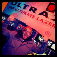 Photo taken at Ultrazone by Heather G. on 11/18/2011