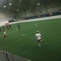 Photo taken at Soccer City by Eric D. on 1/17/2012