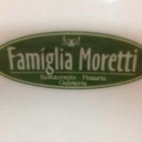 Photo taken at Famíglia Moretti by Simone S. on 4/13/2012