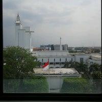 Photo taken at Kantor Gubernur Jawa Timur by Ayu N. on 7/11/2012