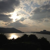 Photo taken at Tung Chung Battery 東涌小炮台 by allen on 4/22/2012