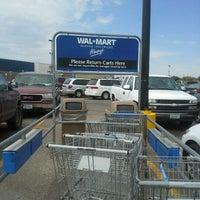 Photo taken at Walmart Supercenter by Corina H. on 8/7/2012