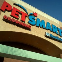 Photo taken at PetSmart by Jeanette P. on 12/12/2011