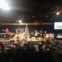 Photo taken at Focal Point Church by Eric C. on 12/25/2011