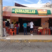 Photo taken at Las Quekas by Romy K. on 6/11/2012