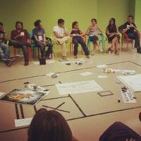 Photo taken at Impact Hub Roma by giorgio a. on 6/16/2012