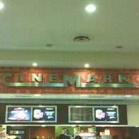 Photo taken at Cinemark by Andrés L. on 1/9/2012