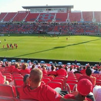 Photo taken at BMO Field by John G. on 6/12/2012