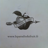 Photo prise au Le Paradis du Fruit par Anne-Cécile M. le7/28/2011