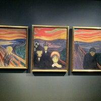 Photo taken at Munch-museet by Mi Z. on 8/17/2012