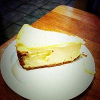Photo taken at Mia Za's Café by Zi Chuen S. on 5/7/2012