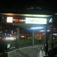 Photo taken at Yodoyabashi Station by Abios T. on 12/10/2011