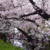Photo taken at 桜坂 by Keiko M. on 4/10/2011