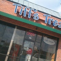 Photo taken at Tiff's Treats by jennyc c. on 8/31/2011