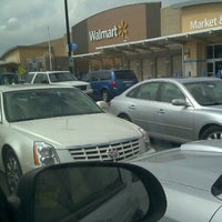 "Photo taken at Walmart Supercenter by Steve ""Hoffy"" H. on 7/22/2012"