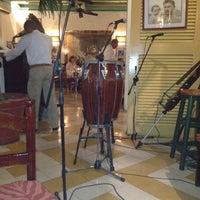 Photo taken at La Vitrola by Luz Angela I. on 5/7/2012
