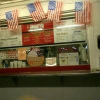 Photo taken at Snoopy's Hot Dogs & More by Alisa B. on 7/6/2012