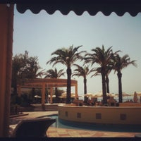 Photo taken at Club Hotel Casino Loutraki by Lila L. on 8/7/2012