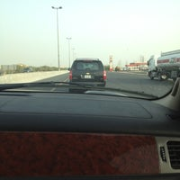 Photo taken at طريق الملك فهد by Abdulaziz Y. on 6/8/2012