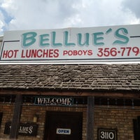 Photo taken at Bellue's Cajun Cuisine by SooFab on 6/6/2012