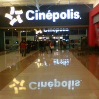 Photo taken at Cinépolis by Mikhailovich A. on 7/27/2012