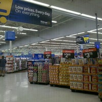 Photo taken at Walmart Supercenter by Neth S. on 8/13/2011