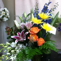 Photo taken at Bloomfields Floral Market by Susan Yawn G. on 6/1/2011