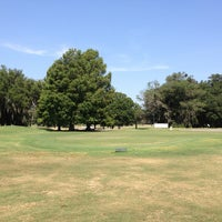 Photo taken at Bacon Park Golf Course by Mike B. on 7/25/2012