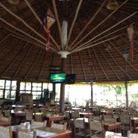 Photo taken at Macaúbas Restaurante by Alex C. on 5/10/2012