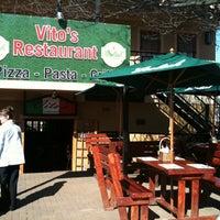 Photo taken at Vito's Ristorrante by Kallie D. on 7/13/2011