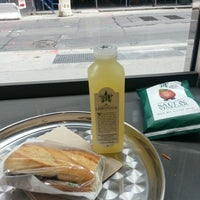 Photo taken at Pret A Manger by Paul R. on 7/14/2012