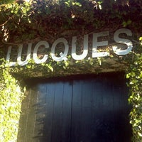 Photo taken at Lucques by Moonie L. on 10/2/2011