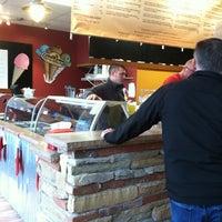 Photo taken at Cobblestone Ice Cream And Deli by Kar F. on 12/22/2011