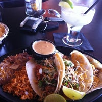 Photo taken at Juan Jaime's Tacos and Tequila by Daniel H. on 8/19/2011