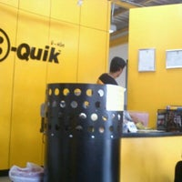 Photo taken at B-Quik by apompompuppy on 4/15/2012