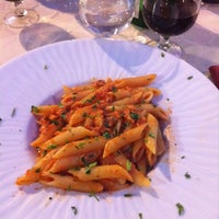 Photo taken at Vecchio Borgo by Valentina V. on 7/18/2011