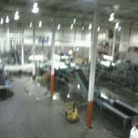 Photo taken at ampco Powerhouse by Joshua G. on 2/8/2012