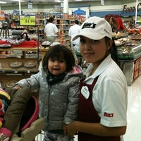 Photo taken at Lin's Marketplace by Morgan T. on 12/2/2011