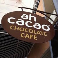 Foto tomada en Ah Cacao Chocolate Café por Joe D. el 5/18/2011
